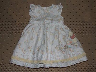платье 12-18мес