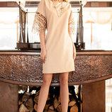 Шикарное платье-туника Кобби