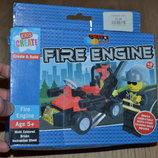 Конструктор Kids Create Пожежна машина Англія