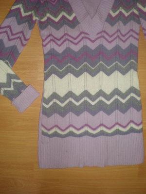 свитер- платье - туника 44-48р