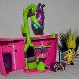 Необыкновенная игрушка домик парикмахерская Zelfs Зельф эльф от Moose
