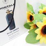 Montale Blue Amber унисекс 2х20мл парфюм в подарочной упаковке