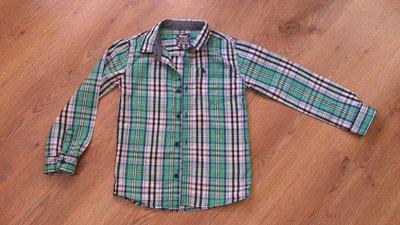 Стильная рубашка Rebel 7-8 лет