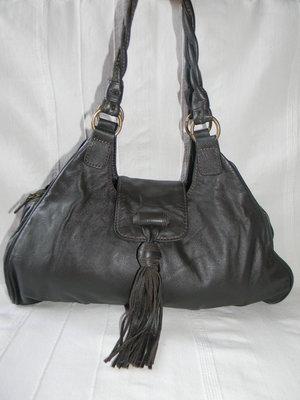Женская кожаная сумка M&S autograph