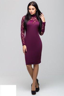 Платье кружево 42-46рр 4 расцветки.