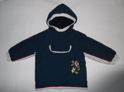 Курточка деми для мальчика на рост 98 см lucky luke