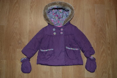 Куртка на 12-18м. Marks&Spencer