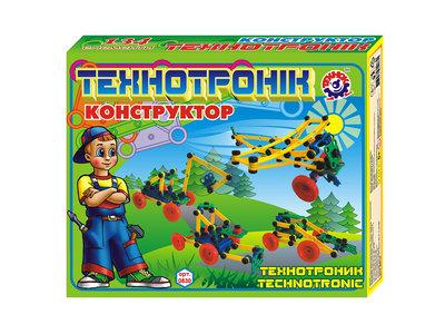 Конструктор пластиковый Технотроник Технок 0830