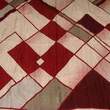 платок Jacquard оригинал шелк ручная роспись 88Х88 косынка Hermes Chanel