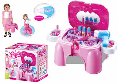 Детский игровой набор Туалетный столик с феном 008-95