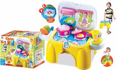 Детский игровой набор Кухонный гарнитур 008-98
