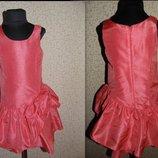 Праздничное платье Next 6лет 116 см Мега выбор обуви и одежды