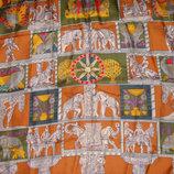 платок Hermes Torana оригинал 88Х88 косынка Louis Vuitton Burberry Gucci