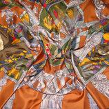 платок Hermes Torana оригинал 88Х88