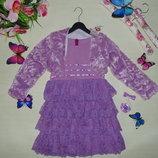 Платье Болеро Eiva 5-6л 110-116см Мега выбор обуви и одежды