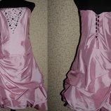 Шикарное платье 7-8л 122-128см Мега выбор обуви и одежды