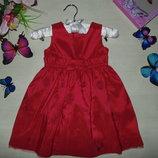 Изысканное платье TU 4-5л 104-110см Мега выбор обуви и одежды