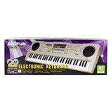 Синтезатор BF-630B2 61клавиша,микрофон,USB.MP3,запись,Demo,2цв,от сети,в кор-