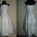Изумительное платье Gloss 8-9л 128-134см Мега выбор обуви и одежды