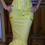 Комплект корсет и юбка