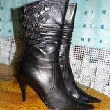 Фабричные полусапожки ботиночки GRANDI 38, 39 размер за 300 гр