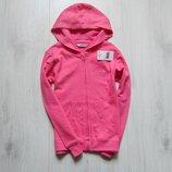 Новая кофта для девочки. Внутри утеплена флисом. Pep&Co Англия . Размеры 5-6, 6-7, 7-8, 8-9 лет