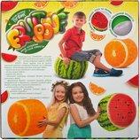 Надувной фруктовый пуфик «FRUIT POUF»