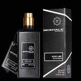 Мontale Aoud Lime eau de Parfum Уд и лайм У