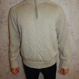 свитер с горлом мужской тёплый стильный модный рМ новый