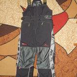 Фирменные лыжные штаны На рост 130 - 140 см