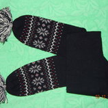 Тёплый качественный шарф
