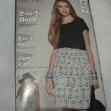 Новая стильная юбка-топ Esmara Германия , р.М 40/42