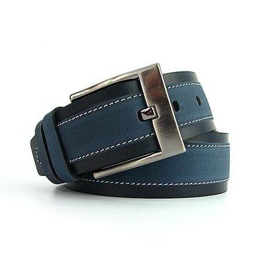 Мужские ремни для джинсов синие кожаный мужское ремень купить