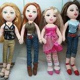 Одним лотом. Кукла мягкая. Гламурные куклы-подружки TY