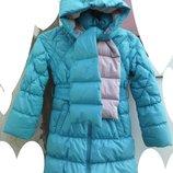 Зимний пуховик-пальто Snowimage Junior р.116