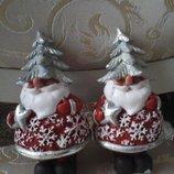 Оригинальный Санта Дед Мороз Новый год новогоднее подарок дом интерьер декор подарок украшение