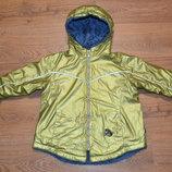 Рост 116 Куртка-Дождевик Whoopi Германия вышивка лошади фирменная оригинал