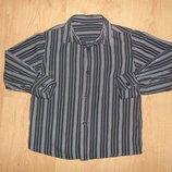 Рубашка Matalan 4-5 лет, 104- 110 см, Оригинал