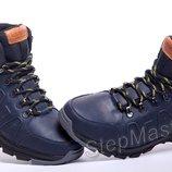 Ботинки кожаные зимние Timberland Pro-Men Denim
