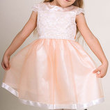 Детское нарядное платье для девочки
