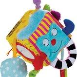 Активный, развивающий мягкий кубик Taf Toys
