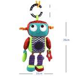 Подвеска/развивающая игрушка мягкий робот