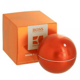 Hugo Boss Boss In Motion Orange Made For Summer 90 мл для мужчин лето