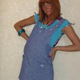Продам летний костюм для беременных Genika
