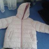 Куртка benetton до 2 л