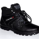 Зимние ботинки Columbia на меху, качество выше цены, есть 41-45 размеры.
