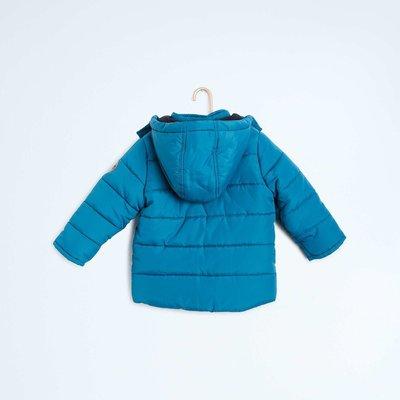 Зимняя детская куртка для мальчика на холлофайбере Распродажа