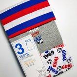 Майки Примарк детские мальчик упаковка 3шт в упаковке новая
