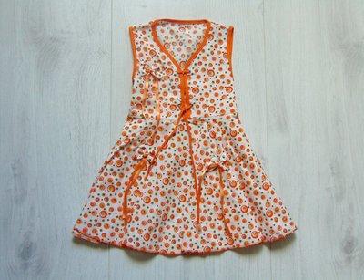 db05de1a5bc Яркое летнее платьице для девочки. Размер 2 года. Состояние новой вещи