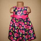Шикарное платье American Princess на 2 года
